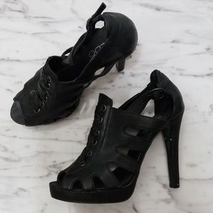 Aldo Peep Toe Heels